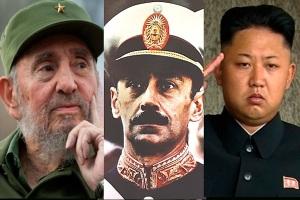 Tres  Asesinos Dictadores