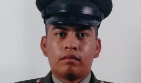 El policía Narem Daryam Mora murió y cuatro personas más resultaron heridas al explotar una mina antipersona en el corregimiento  Guayacana,  zona rural del municipio de Tumaco,  departamento de Nariño, fronterizo con Ecuador