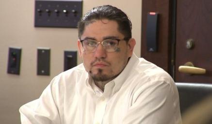 Daniel López, condenado a Cadena Perpetua por asesinar, desmembrar y quemar los restos de un hombre en una barbacoa  en San Antonio Texas.