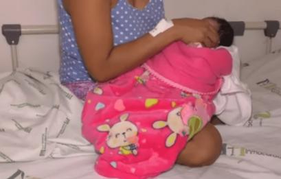 Niña de 10 años da a luz en Colombia; al parecer su propio hermano abusaba de ella.