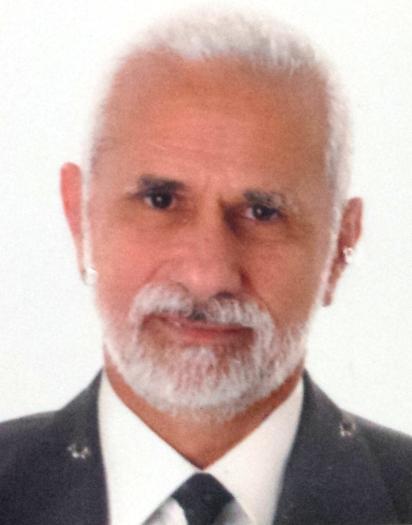 El Sindicalista y Periodista Independiente cubano Alfredo Felipe Fuentes. Miembro del Grupo de los 75.