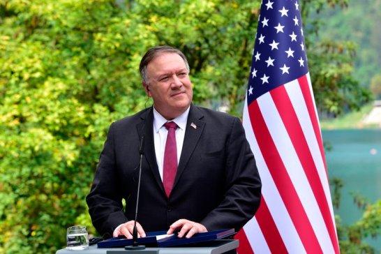 El secretario de Estados de EE.UU., Mike Pompeo.